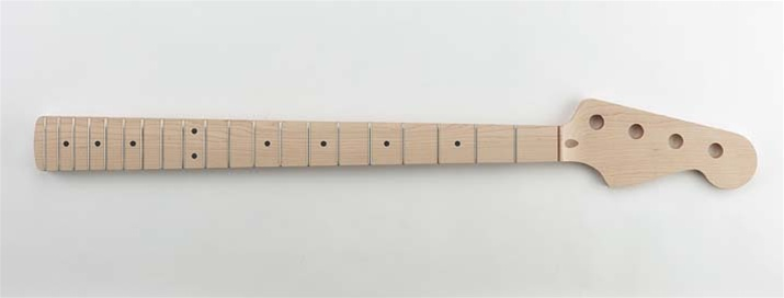 PMO - Replacement neck for P.Bass® solid Maple, 20 frets